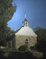 Click to enlarge photo of Old Dutch Church at Sleepy Hollow
