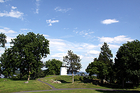 Click to enlarge photo of Stony Point Battlefield & Lighthouse